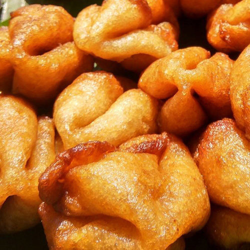 makanan khas Bantul Kue Adrem