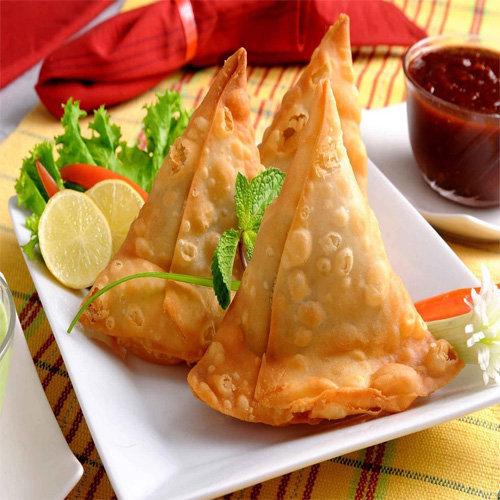 makanan khas arab samosa