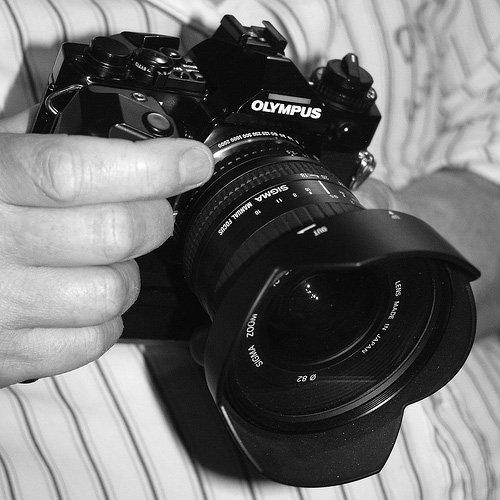 Tips Belajar Fotografi Pemula Dengan Memakai Kamera DSLR