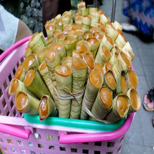 Makanan khas Purworejo Clorot
