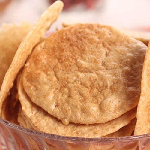 makanan khas kuningan Opak Bakar