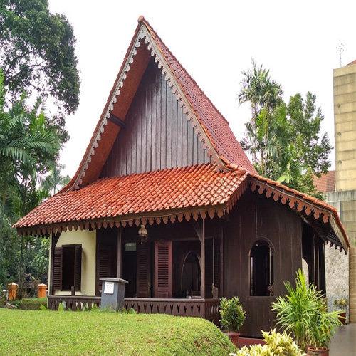Rumah Adat  Suku Jawa Rumah Kebaya