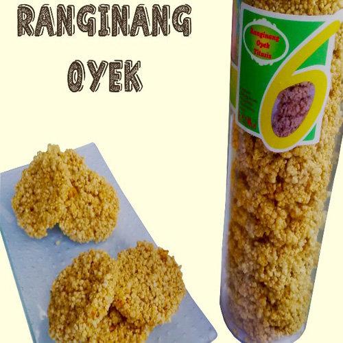 Rengginang Oyek