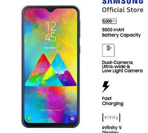Simak, Kelebihan dan kekurangan Samsung M20 Beserta Spesifikasi Terlengkap