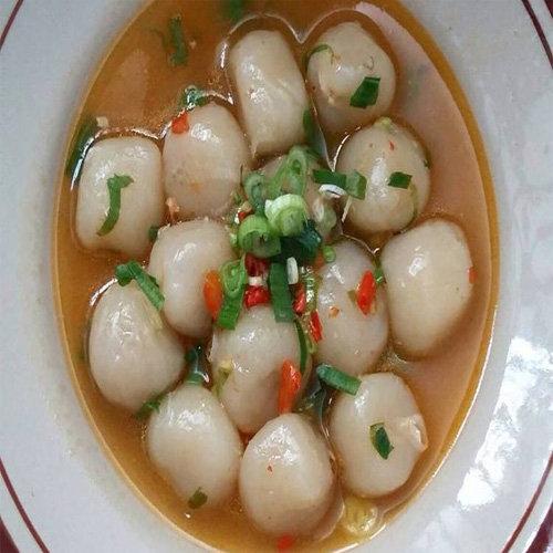 Makanan Khas Tasikmalaya Cilok Goang
