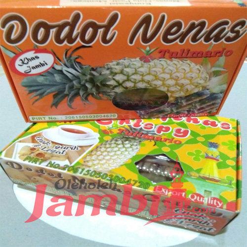 Dodol Nanas