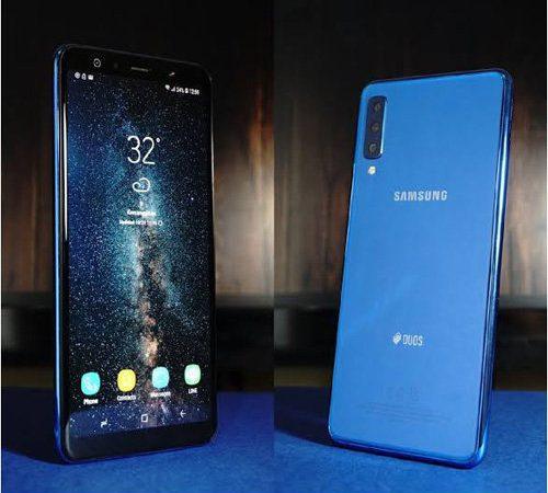 Yuk Simak, Kelebihan dan kekurangan Samsung A7 2018 Beserta Spesifikasi