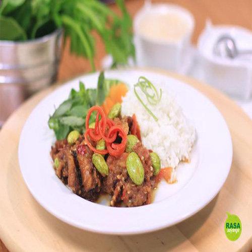 Nasi belut