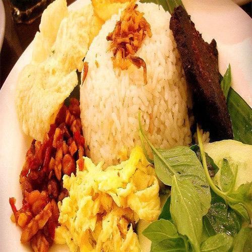 Nasi uduk Serang