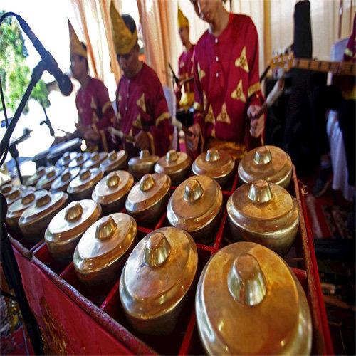 Alat Musik Minangkabau Talempong