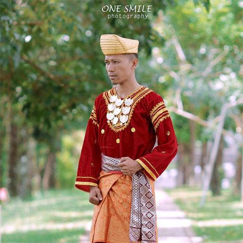 Pakaian Adat Sumatera Barat Bagi Pria