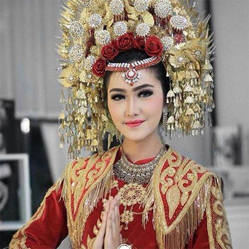 Pakaian Adat Sumatera Barat Bagi Wanita