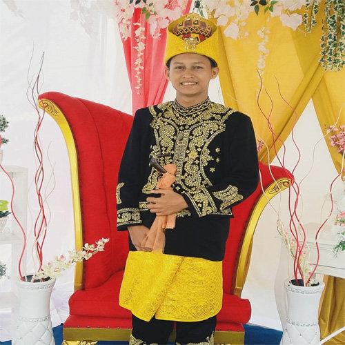 Pakaian Adat Aceh Pria