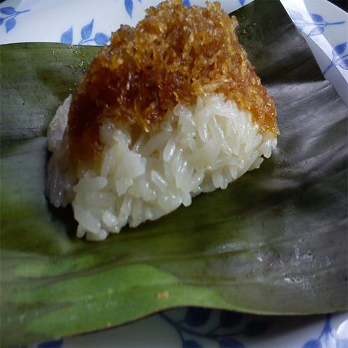Makanan Khas Samarinda Pulut Nasi