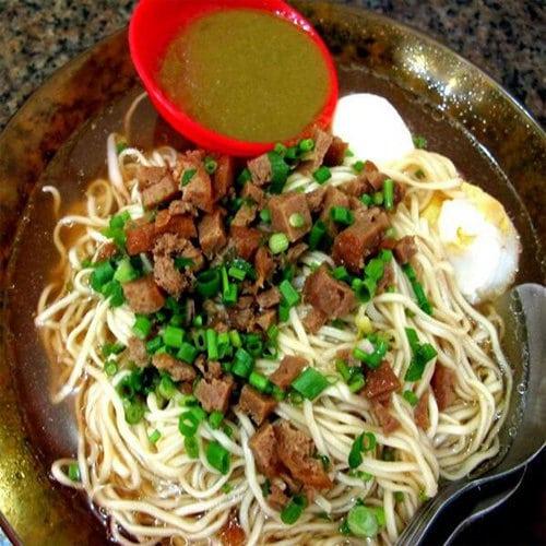 Makanan Khas Aceh Mie Jalak Sabang