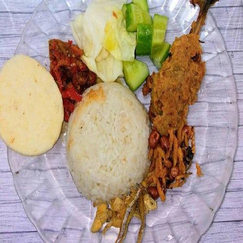 Makanan Khas Aceh Nasi Gurih