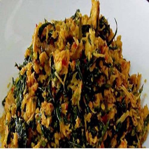 Makanan Khas Aceh Tasak Telu