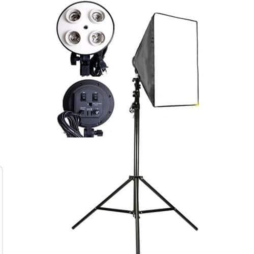Foto Studio Lamp Holder