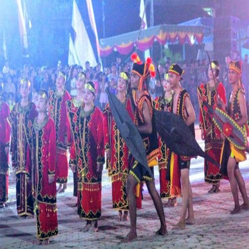 Tari Adat Sumatera Utara Tari Maena