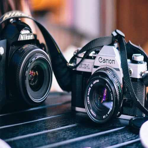 Camera dan Lensa
