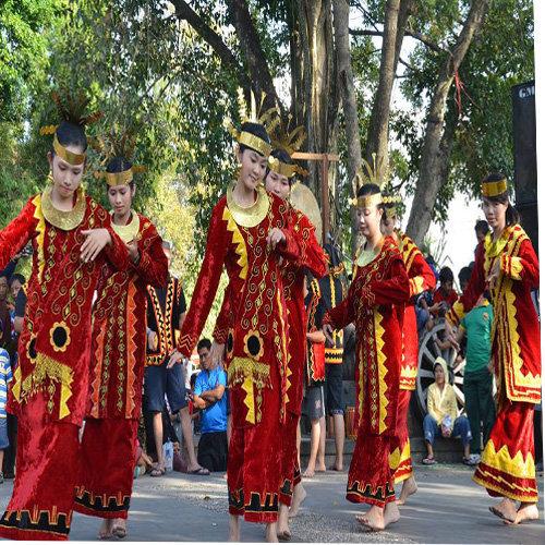 Tari Adat Sumatera Utara Tari Moyo