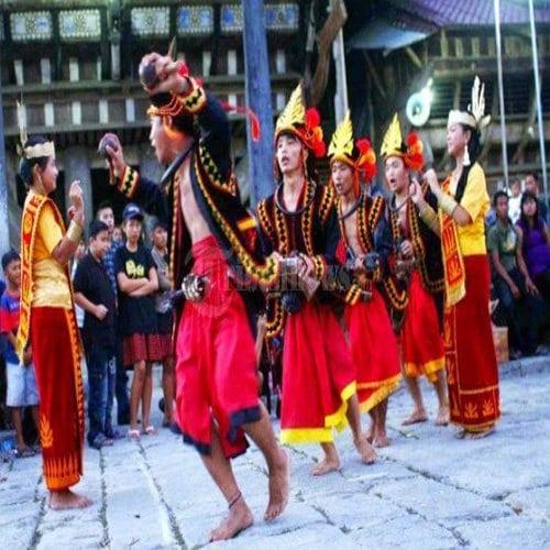 Tari Adat Sumatera Utara Tari Adat Souan