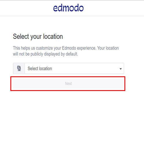 Cara membuat akun Edmodo