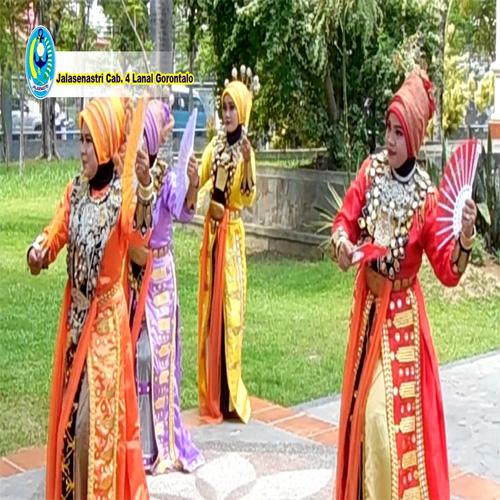 Tarian Daerah Gorontalo