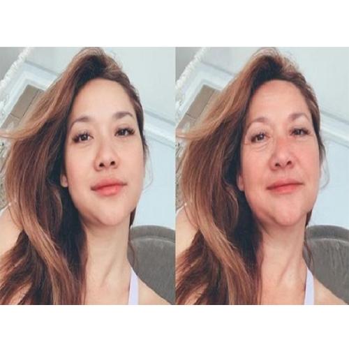filter muka tua di instagram