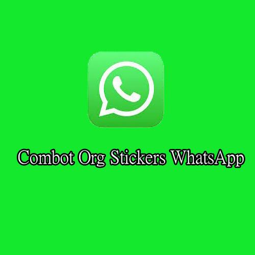 Combot Org Stickers Whatsapp