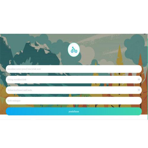 Aplikasi Smart Bike Penghasil Uang