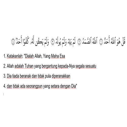 Cara Memasukkan Ayat Al-Quran ke Word