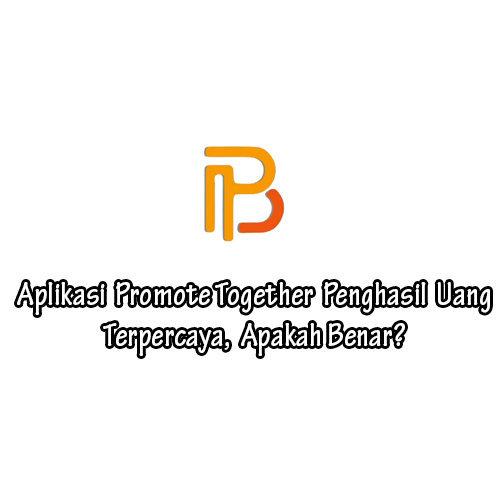 Aplikasi Promote Together